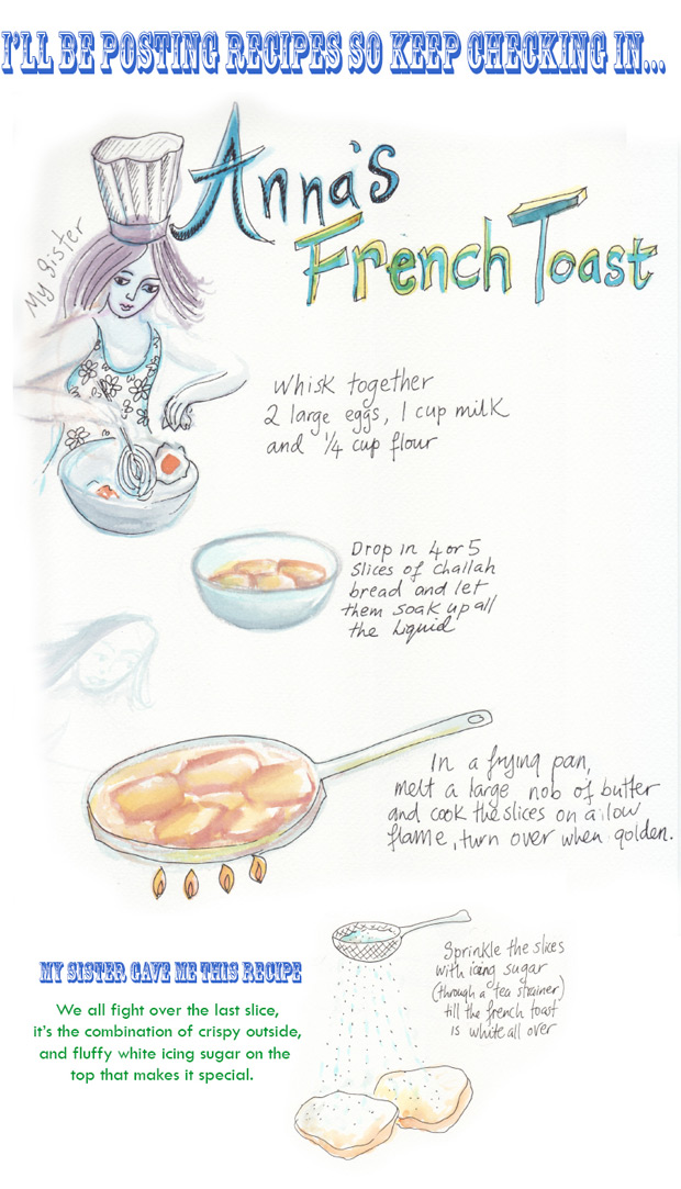 Anna's French Toast recipe